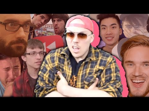 BULLYING OTHER YOUTUBERS - There are a lot of nerds on this website. It's about time somebody picked on em!