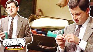 Mr. Beans Gepäck