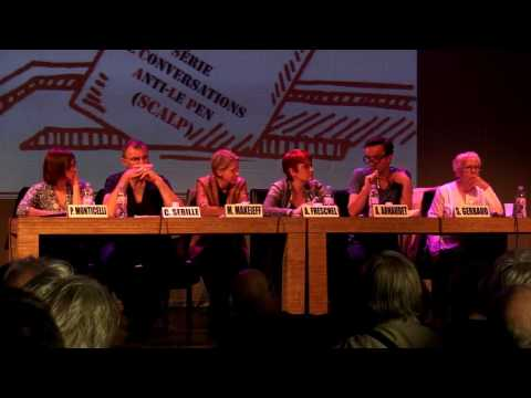 Forum anti-haine 8 avril 2017 Marseille - Séquence 2 - Culture