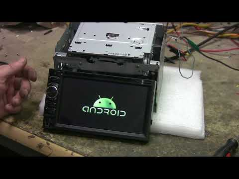 Автомагнитола на андроиде из Китая (ремонт)