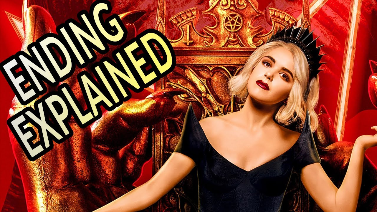 'Chilling Adventures of Sabrina' Season 3 Ending Explained: New ...