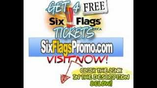 Six Flags Great Adventure COUPONS October 2012 Get It!