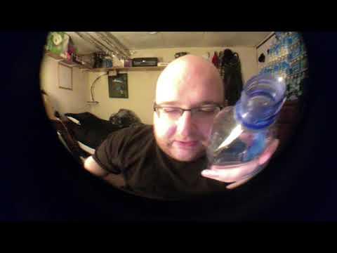 Jon Drinks Water #3662 Aqua Pacific Artesian Mineral Water From Fiji Islands