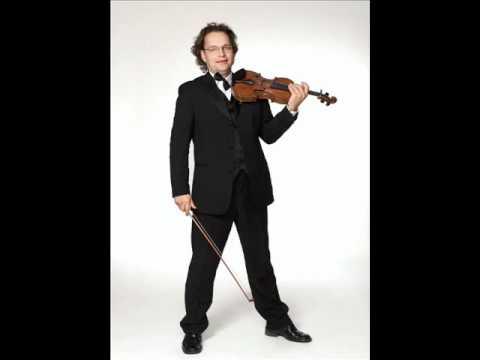 Henri Vieuxtemps, Le Désespoir - Jochen Brusch, violin;  Elisabeth Föll, piano.wmv
