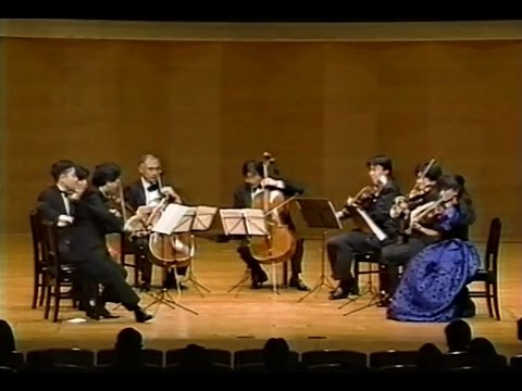 Mendelssohn:String Octet/Young Uck Kim ,Yo-Yo Ma and Japanese Soloists