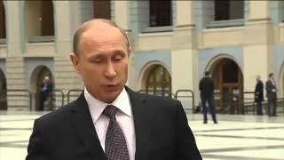 Ответы Владимира Путина после 'прямой линии'