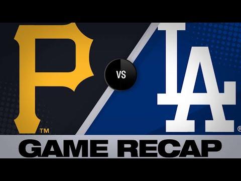 4/28/19: Muncy, Bellinger lead Dodgers to 7-6 win