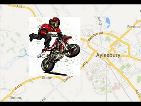 The Aylesbury Supermoto Trip! #15