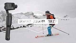Test du Karma Grip avec une GoPro Hero5