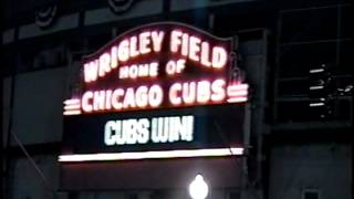 Chicago Cubs Win the National League Division Series 10-5-2003 PT 1