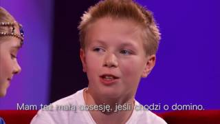 Little Big Shots - Jaw Dropping Young Ballet Duo Episode Highligh - Napisy PL - Balet taki jest! thumbnail