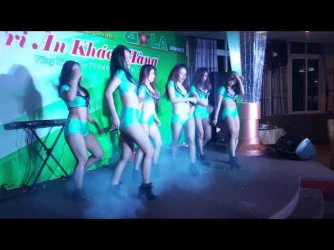 Cho thuê tiết mục Sexy dance tại Tp Hồ Chí Minh