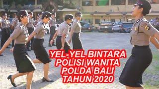 YEL-YEL POLWAN / POLISI WANITA REMAJA TAHUN 2020