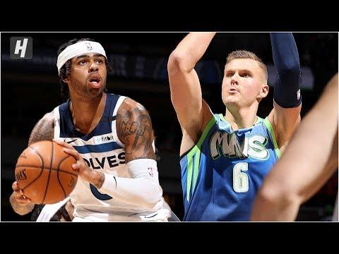 Dallas Mavericks Vs Minnesota Timberwolves - Full Game Highlights | March 1, 2020 | 2019-20 Season