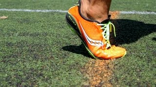 How to Have Proper Foot Strike   Sprinting
