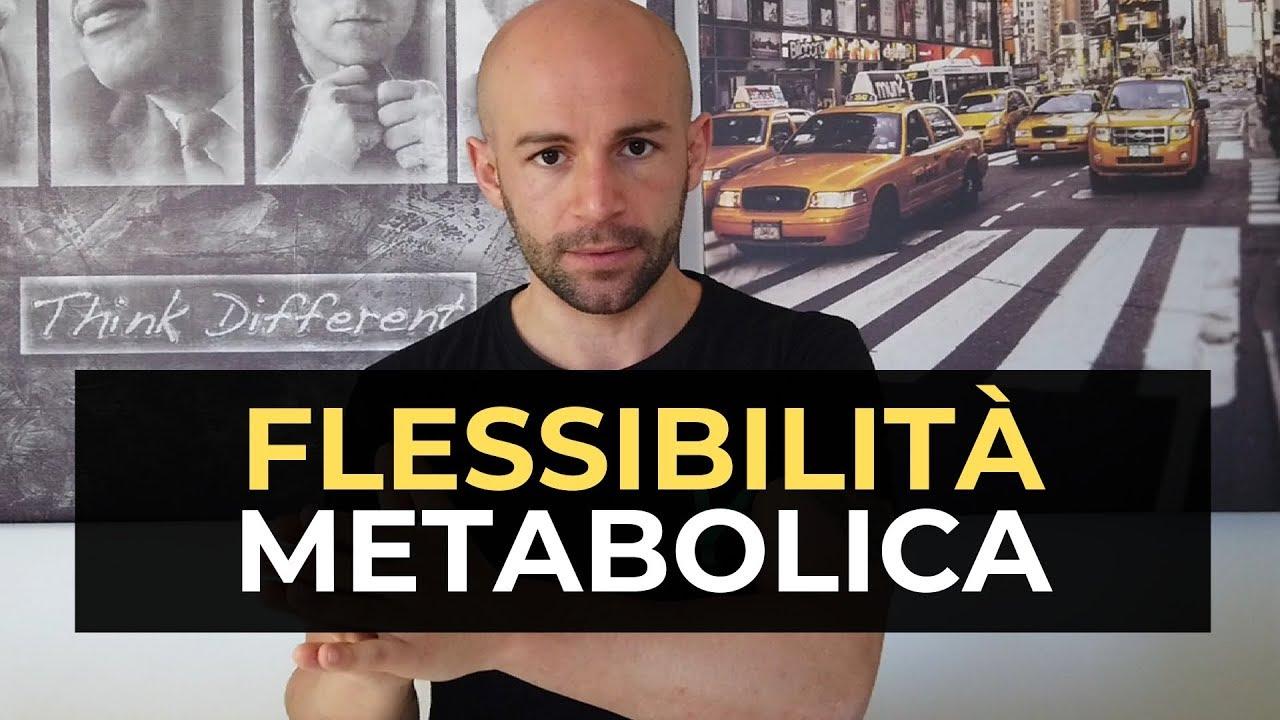 Perdere peso grazie alla flessibilità metabolica