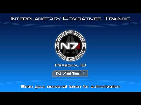 Mass Effect ICT Database [AE composition]
