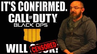 TREYARCH LIVESTREAM REACTION! VONDERHAARS BS EXPLANATION FOR MANUAL HEALTH REGEN IN BO4 RANT
