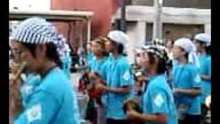 五所川原市立南小学校六年生   『立佞武多お囃子』