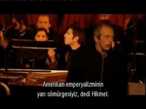 Nazım Hikmet Oratoryosu - Genco Erkal & Fazıl Say - VATAN HAİNİ