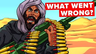What Actually Went Wrong In Afghanistan