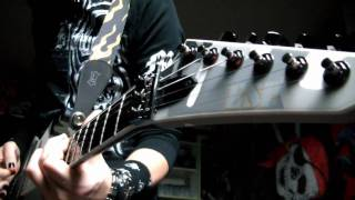 Painkiller - Judas Priest guitar cover (HD)