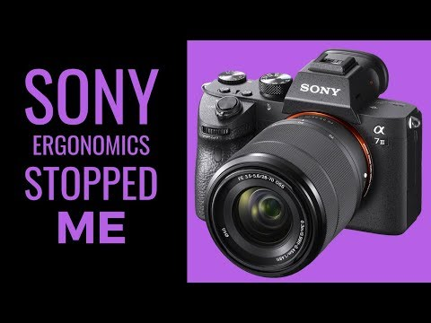 Sony a7 III Ergonomics STOPPED Me! Waiting on PRO CANON Mirrorless (or Buy Canon 5D Mark IV)
