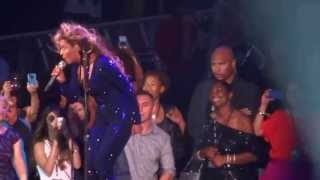 Love on top + Survivor by Beyonce (Staples Center, BET Experience)