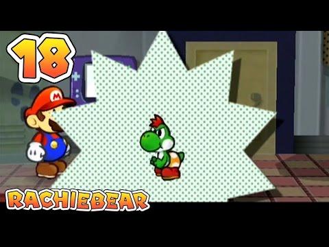 Paper Mario: TTYD Part 18 - Major Leaguers!!