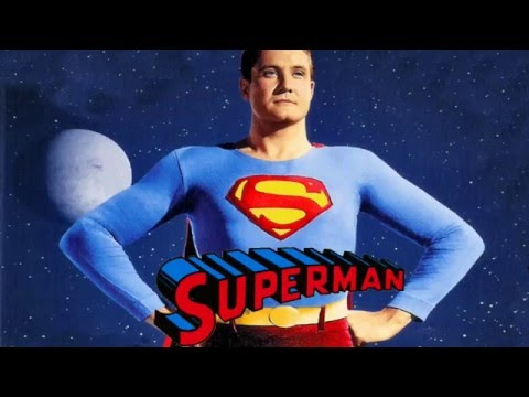Adventures of Superman 1952 - 1958 Opening and Closing Theme (With Snippets) HD