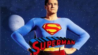 Adventures of Superman 1952 - 1958 Opening und Closing Theme (Mit Snippets) HD