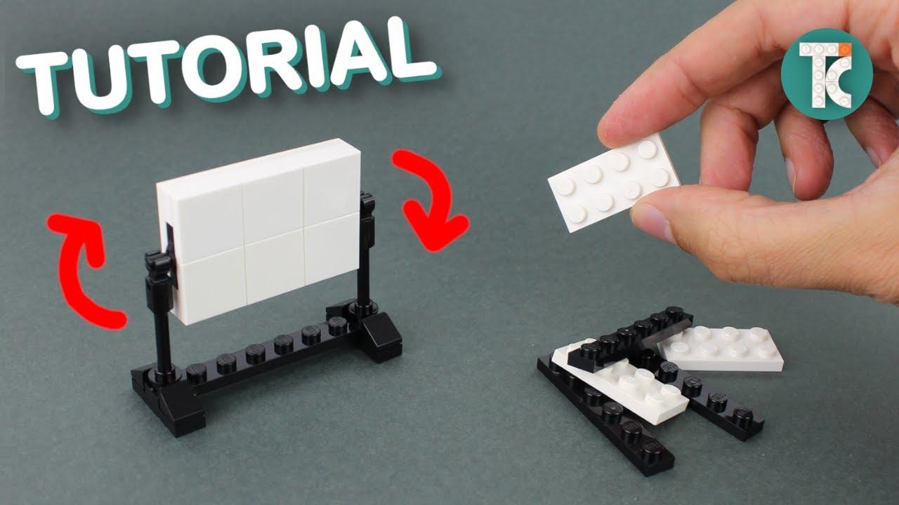 LEGO White Board (Tutorial)