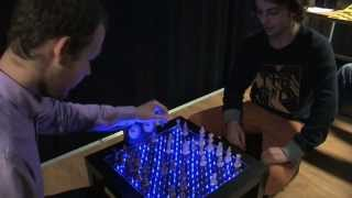 Interactive Led Table - Ilds Table