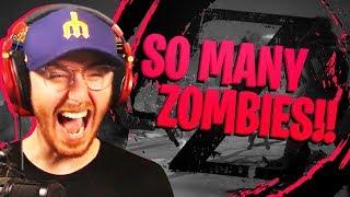 So Many Zombies!! - World War Z Gameplay