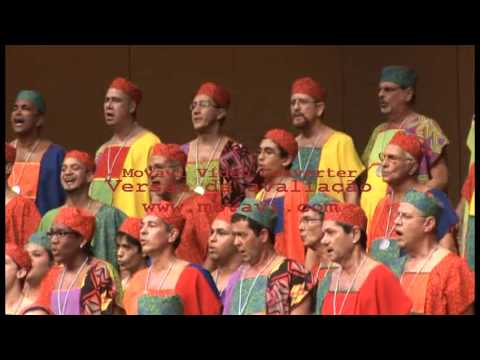 Wana Baraka from Kenya Conducted by Cícero Alves