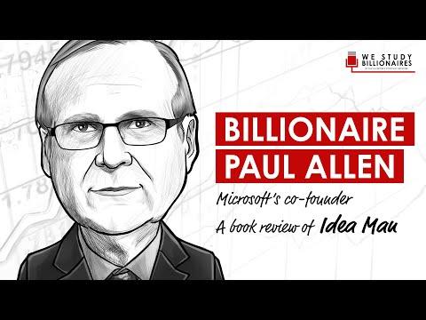 112 TIP: Billionaire Paul Allen - Idea Man
