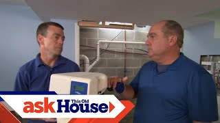 How to Install a Whole-House Water Softener