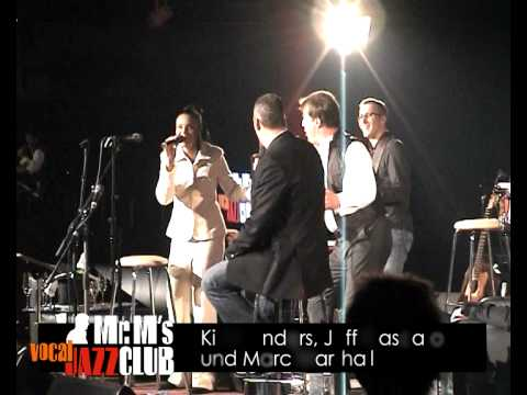 Mr M's Vocal Jazz Club Jazz Jam 2008