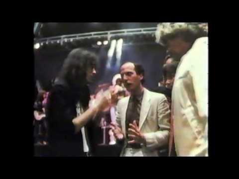 Alice Cooper meets Meat Loaf