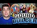 PLAYERS YOU DIDN'T KNOW WERE ALL-STARS! NBA 2K17 SQUAD BUILDER