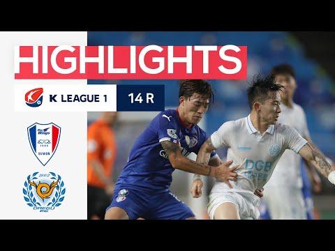 Suwon Bluewings Daegu Goals And Highlights