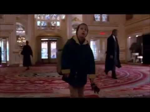 Kevin Allein In New York Hotel Donald Trump