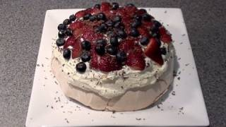 How To Make A Perfect Pavlova - Video Recipe