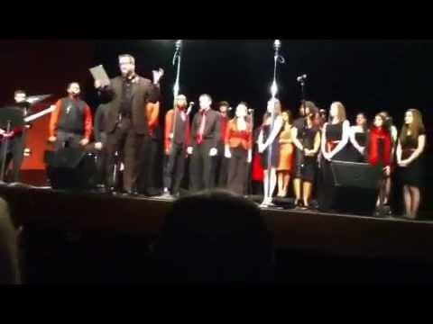 Nassau All County Vocal Jazz 2012 Part 1