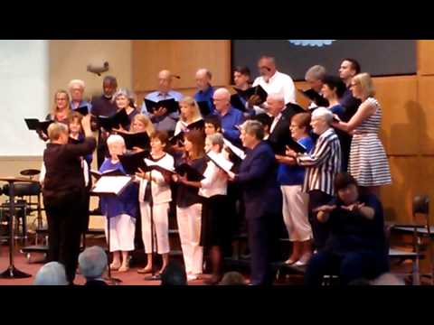 """""""Magnify the Lord"""" - Unity Church of the Hills - Memorial Day 2015"""