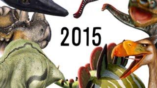 Paleontology 2015 Recap