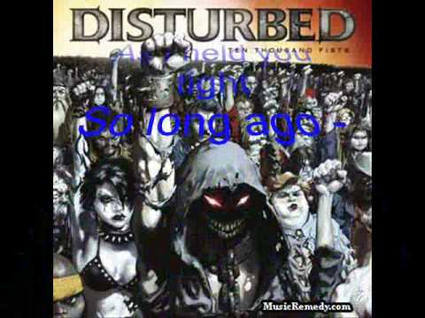 Disturbed-Land of Confusion with lyrics