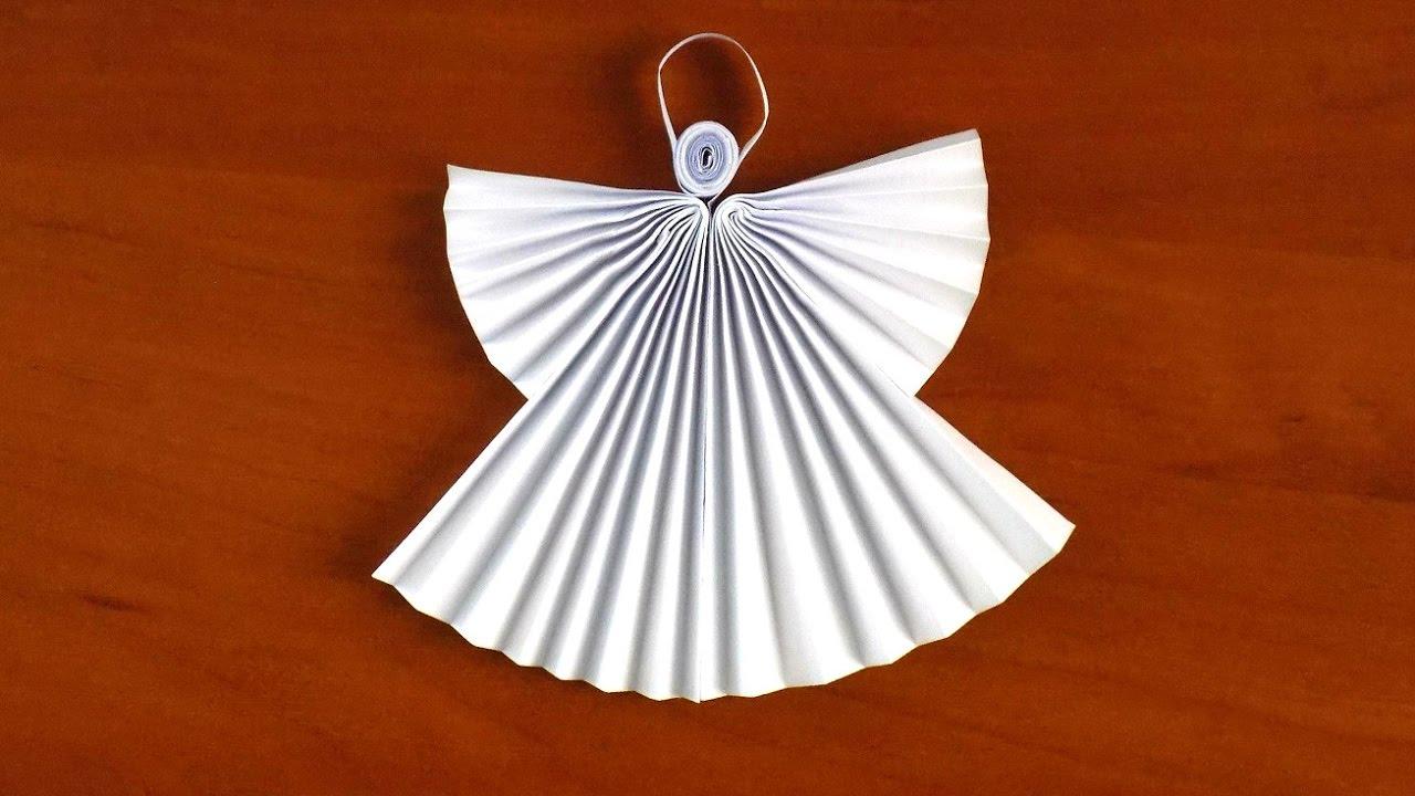 поделка ангела из бумаги объемная запросу карты