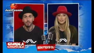 Antonia &amp Alex Velea -Binterviu la Cronica Carcotasilor !