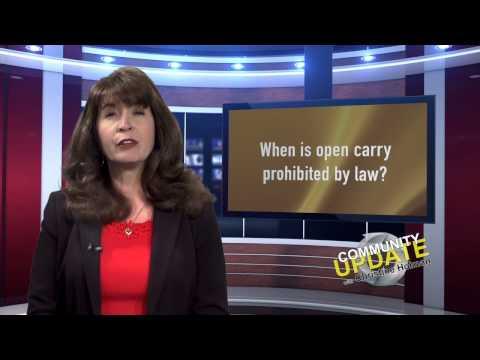Community Update - Understanding Open Carry In Pennsylvania